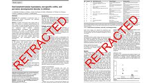 Papers Paper Database Of 18 000 Retracted Scientific Papers Now Online