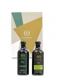 organic olive oil vinegar duo gift set 2018