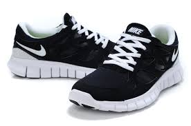 nike running shoes white and black. on sale nike free run 2 black white womens running shoes qp6746 and