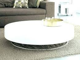 round coffee table decorations contemporary danish modern designs circular