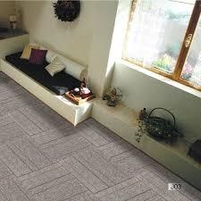 office tiles. River-Jiang 1/10 Gauge PP Office Carpet Tiles With Bitumen Backing Cheap Price