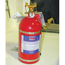 installing a fire suppression system sail magazine decide where the extinguisher will go in many cases the decision is made for you as there is not much space in the average engine room