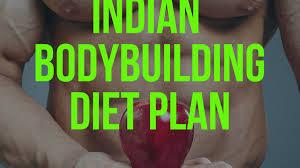 Diet Chart For Bodybuilding Beginners In India Pdf Best Indian Bodybuilding Diet Plan Dr Workout