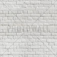 Brick Wall Behang Simple Interior Red Brick Wall White Water