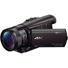 Nơi bán Máy quay phim Sony FDR- AX100 4K giá rẻ nhất tháng 09/2021