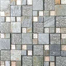 mosaic bathroom tiles stone mixed glass square bedroom wall living room clearance uk