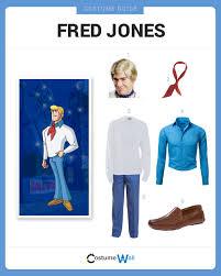 fred jones costume guide