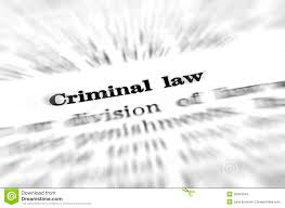 Criminal Justice Definition Definition Of Criminal Law Stock Image Image Of Letters 38354545