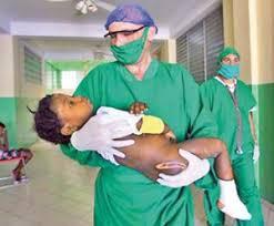 Médicos cubanos salvan vidas