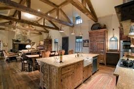 Rustic Kitchen Flooring 16 Stunning Rustic Kitchen Designs Chloeelan