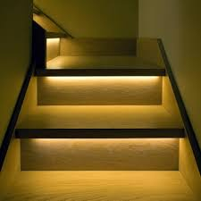 led stair lighting kit. Automatic LED Stair Lighting; Stairs Lighting Led Kit