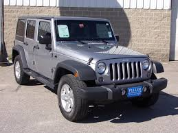 2016 jeep wrangler unlimited vehicle photo in rockland me 04841