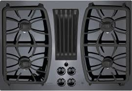 ge profile pgp9830djbb 30 inch gas cooktop
