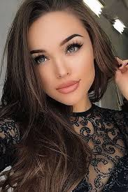 25 best ideas about makeup on full face makeup easy makeup and natural eyelashes