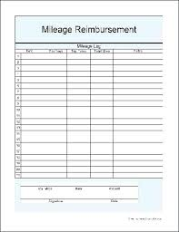 petty cash reimbursement template gas mileage reimbursement form companydata co