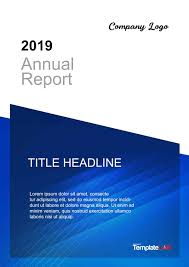 Annual Report Templates Free Download 001 Template Ideas Report Cover Page Templatelab