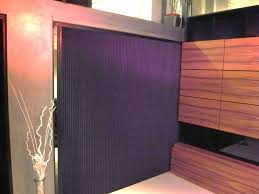 Tende Plissettate Su Misura : Porta plissettata