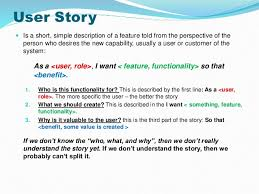 Agile Story Card Template Word User Story Template Excel Magdalene Project Org