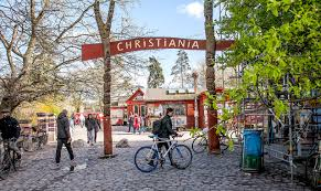 Image result for christiania anarchist