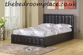 bari bedroom furniture. Bari Faux Leather Bed Frame | Delivered Through The UK By Bedroom Place Furniture