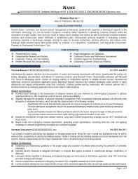 Resume Sample Business Analyst Cover Letter Sample For Political