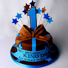 First Year Birthday Cakes Baby Boy Cake Decorating Ideas Protoblogr