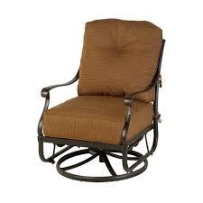 mayfair estate swivel glider chair
