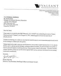 Pharmacy Letter Extraordinary The Skeptic On Twitter VRX Sends Letter To Pharmacy Demanding 44