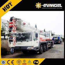 Zoomlion 50 Ton Crane Load Chart China Truck Crane 50 Ton For Zoomlion Brand New Heavy