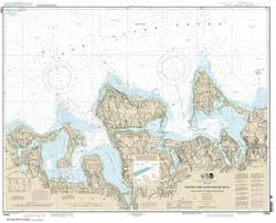 12365 South Shore Of Long Island Sound Oyster And Huntington Bays Nautical Chart