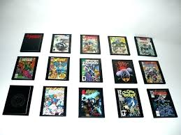 comic book wall art wooden wood