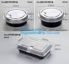 Rs 6/ onwardsget latest price. Clear Disposable High Quality Plastic Packaging Food Container Transparent Soup Bowl Tableware 200ml Cornstarch Plastic