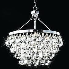 5 light crystal chandelier by harrison lane