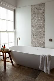 Queensland Homes Blog >> Real Home: Style Revival. This free standing tub  looks