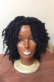 Kinky Twists Hairstyles 60 Awesome Braided Wig Kinky Twist Diva 24B