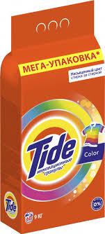 ROZETKA | <b>Стиральный порошок Tide</b> Color 9 кг Автомат ...