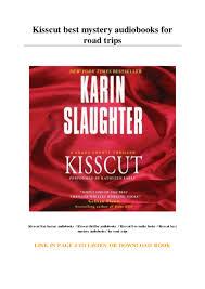 Kisscut Design Kisscut Best Mystery Audiobooks For Road Trips