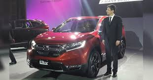 2018 honda 7 seater. unique honda the new 7seater crvs are powered by a 16liter dohc idtec turbo diesel  engine touting light weight yet heavy performance with peaks at 120 horsepower  inside 2018 honda 7 seater