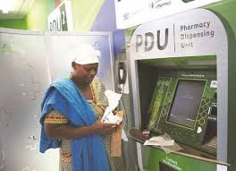 Pharmacy Vending Machines South Africa Enchanting ATM Pharmacy To Cut Queues For Chronic Illness Patients
