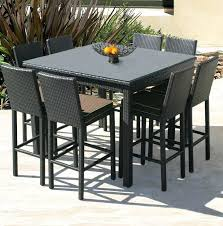 Bar Stool Patio Furniture Cheap Outdoor Patio Bar Sets Outdoor Bar