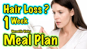 Diet Chart For Hair Regrowth How To Stop Hair Fall For Men Women Naturally Foods To Prevent Hair Loss Hair Meal Plan Diet