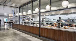 dropbox corporate office. dropbox cafe food line corporate office p
