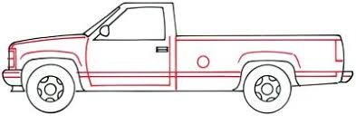 Truck Drawing Images at GetDrawings.com | Free for personal use ...