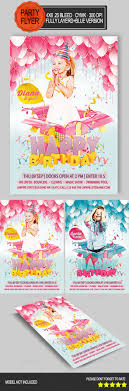17 best images about logos posters logos kids birthday flyer