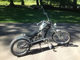 buy chopper motorized bike 49cc on 2040 motos