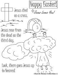 Download Coloring Pages: Christian Easter Coloring Pages Religious ...