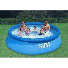 intex easy set pool. Intex 12ft X 30in Easy Set Pool E