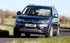 Mitsubishi Outlander Estate (2007 - 2013) Rivals | Parkers