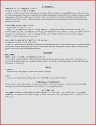 Resume Writing Format Best Of Free Sample Resume Template Cover ...