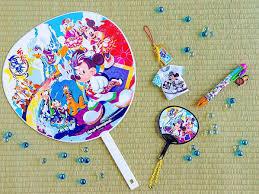 和風なデザインが魅力東京ディズニーランドディズニー夏祭り